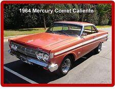 1964 Mercury Comet Caliente Auto Refrigerator / Tool Box Magnet