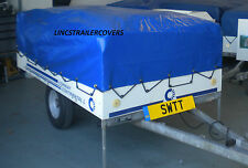 CONWAY WITH OUT THE KITCHEN UNIT TRAILER TENT COVER Blue