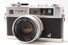 @ Bright 40mm f1.7 Lens in Compact Body! @ Yashica Electro 35 GL Chrome 35mm RF