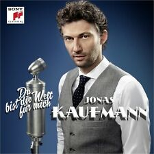 Jonas Kaufmann - You Mean the World to Me [New CD] UK - Import