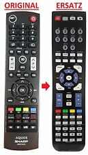 Ersatz Fernbedienung Sharp TV LC-60LE652E | LC-60LU651E