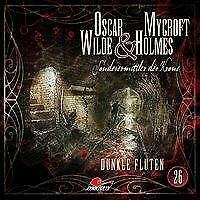 Oscar Wilde & Mycroft Holmes - Folge 26 von Jonas Maas (Audio-CD)