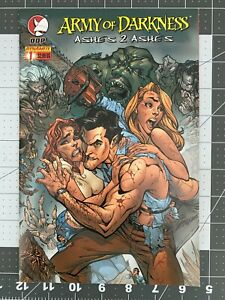DDP Dynamite Comics Army of Darkness Ashes 2 Ashes #1 J Scott Campbell Cover NM