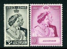 Ascension 1948 Silver Wedding Set MM SG50/1