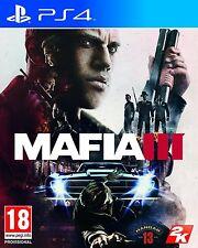 Mafia 3-PLAYSTATION 4 (PS4) - Regno Unito/PAL