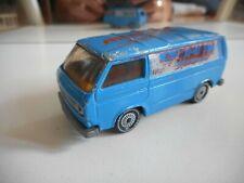 "Siku VW Volkswagen Transporter T3 ""Aristona"" in Blue"
