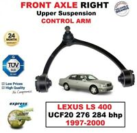 FRONT AXLE RIGHT Upper CONTROL ARM for LEXUS LS 400 UCF20 276 284 bhp 1997-2000