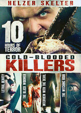 The Investigators: Cold-Blooded Killers (DVD, 2014, 2-Disc Set)