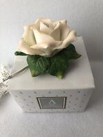 Vintage Avon Porcelain Bisque Rose Nightlight Night Light NEW NOS
