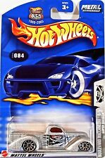 Hot Wheels 084 Super Smooth, 2003 Blvd Buccaneers 5/5, metal Trucks cards mint