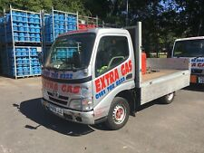 Toyota Dyna 300 D-4D chassis cab 109 HP Dropside SWB 2009 model