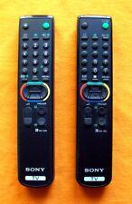 LOTE 2 MANDOS RM-839 + RM-883 PARA TV SONY