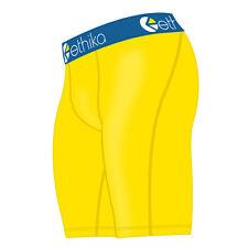 NEW Ethika Men's The Staple Long Boxer Brief Underwear