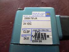 MAC, 250B-781JA, Solenoid Valve
