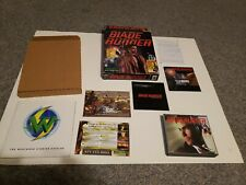 Blade Runner (1997) Westwood Studios Big Box Pc Complete!