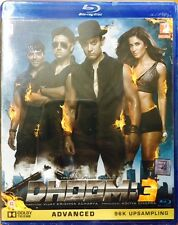 Dhoom 3 - Aamir Khan, Katrina Kaif - Original Yash Raj Bluray Multi Subtitles