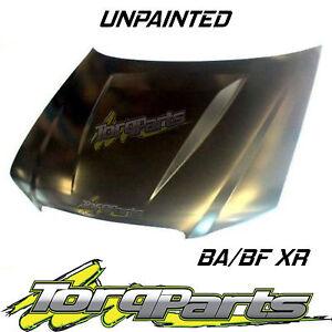 BONNET SUIT BA BF FALCON FORD 02-08 XR8 BOSS V8 FPV HOOD