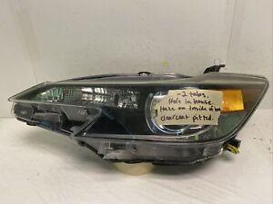 DRIVER LEFT HALOGEN FITS 14-16 SCION TC HEADLIGHT LAMP (LA1023-29)