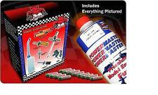 Ultra Nitro Starter Pack with 1 Qt Nitro Fuel, Starter Kit, 12 Aa Batteries