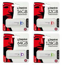 Pendrive Kingston Datatraveler 32GB 64GB 128GB DTIG4 USB 3.1/3.0/2.0