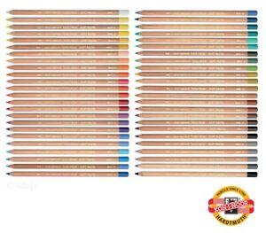 48 Farben KOH-I-NOOR Gioconda Pastellstifte - Einzelstifte freie Farbwahl