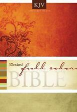 Standard King James Version Full Color Bible: Brown Bonded Leather; 2007