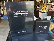 New York Institute of Photography Full Course 2013 DVDs, CDs & Course Booklets