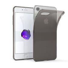 ULTRA Slim Cover per Apple iPhone 8/7 Case in TPU Custodia in Silicone Antracite