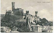 1909 Genova Castello de Albertis  FP B/N VG
