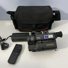 Sony Handycam CCD-TRV25 Video 8MM Camcorder Record Transfer Tested & Working