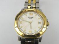 Men's Rotary 11057 Sapphire Quartz Watch - 50m