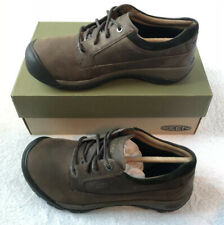 New Keen Austin Size US 8 Mens Oxford Casual Shoes Chocolate Brown 1019511