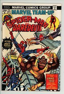 Marvel Team Up 25 - Spider-Man & Daredevil - High Grade 8.0 VF