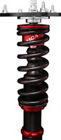 MCA SUSPENSION RACE RED SERIES FOR Mitsubishi LANCER EVO 7 8 9  4G63 COILOVERS