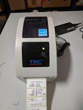 TSC tdp-225 TDP 225 USB 203 dpi etiquetas impresora USB esta Barcode Printer