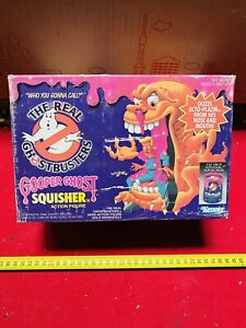 THE REAL GHOSTBUSTERS KENNER SQUISHER GOOPER GHOST NUOVISSIMA