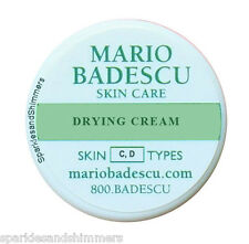Mario Badescu DRYING CREAM Acne/Blemish Treatment & Concealer 3g TRAVEL SIZE