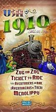 Ticket to Ride: USA - 1910 Expansion, Nuovo, Edizione in Inglese