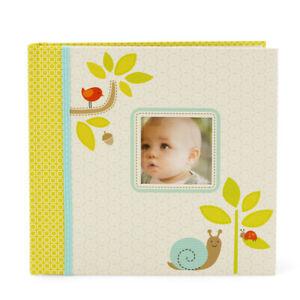 Carter's Baby Memory Book Photo Album – For Boy Or Girl