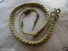 FOURRAGERE ANCIENNE MEDAILLE MILITAIRE