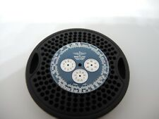 Breitling Navitimer Heritage Zifferblatt, watch dial, Ø 33,8 mm, blau