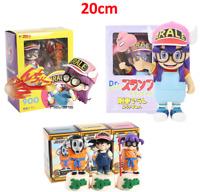 Figura  Dr. Slump Arale Norimaki 900  Nendoroid +  SET 3 Dragon Ball 30th Ichi