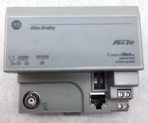ALLEN BRADLEY 1794-ACN15 FLEX I/O CONTROLNET ADAPTER