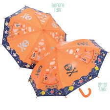 Cambio De Color Para Niños Umbrella-Barco Pirata