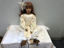 Sigikid Ilse Wippler Vinyl Puppe 69 cm. Top Zustand