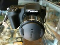 CANON POWERSHOT (SX420 IS) 42 X OPTICAL ZOOM WITH WIFI DIGITAL CAMERA IN BLACK