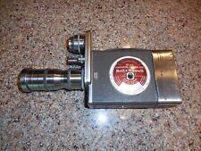 Bell & Howell 16mm Magazine Movie Camera 200 3 lenses Original Case Filters 200T