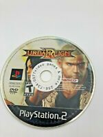 Sony PlayStation 2 PS2 Disc Only Tested Urban Reign Ships Fast