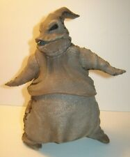 """Nightmare Before Christmas  Oogie Boogie Action Figure 8"""" Rare"""
