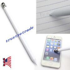 Touch Screen Stylus Pen White Pencil For iPad Air Mini 2 3 4 Samsung Galaxy Tab